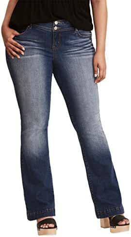 Torrid Flared Jeans - Medium Wash