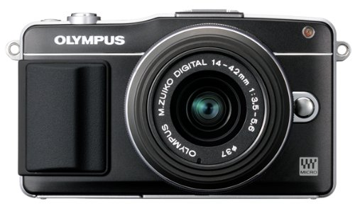 Olympus E-PM2 Mirrorless Digital Camera with 14-42mm Lens (Black) (Old Model) Review