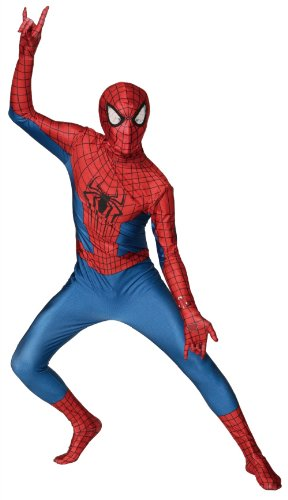 [The Amazing Spider-man for Adults 2 the Amazing Spider Man 2 for Adult 95300 by Rubie's] (Amazing Spider Man Pc Costumes)