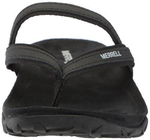Flip Womens Merrell Sandals Ari Flop Ladies Breathable Noir Terran Post qYdPdrRx