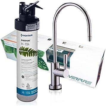 Purificador agua microfiltrazione Kit Everpure doméstico Mod ...