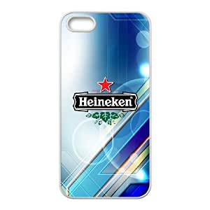 Heineken for iPhone 5,5S Cases Phone Case & Custom Phone Case Cover R63A650959