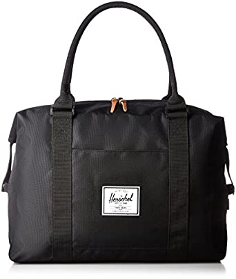 Amazon.com | Herschel Supply Co. Strand, Black, One Size | Travel ...