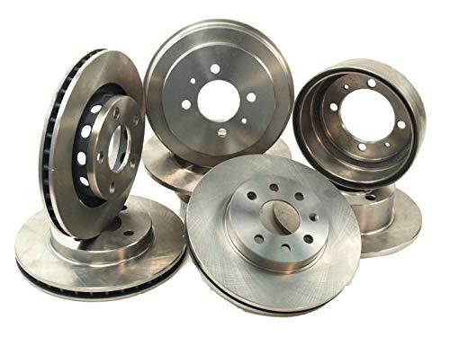 - Newtek Automotive Distribution 8940 Rear Brake Drum