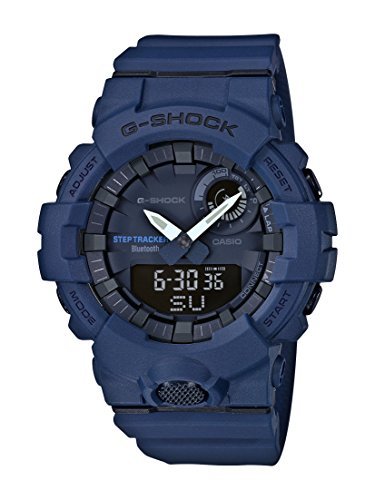 Casio G-Shock Men's Watch Blue 48.6mm Resin ()
