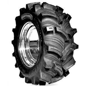Kenda K538 Executioner Aggressive Mud/Snow Rear Tire - 27x10-12/--
