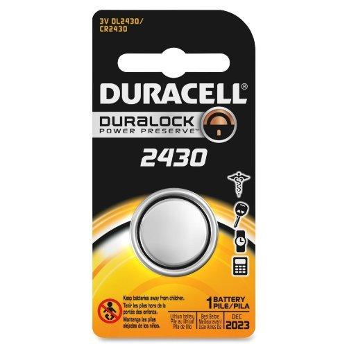 Procter & Gamble DURDL2430BPK Duracell Lithium General Purpose Battery