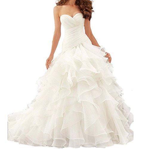Fantastic Bridal Wedding Dress - 4