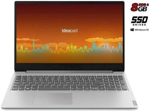 🥇 Lenovo Ideapad – Ordenador portátil 15.6″