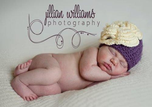 crochet pattern- The biggest Flower hat- crochet pattern pdf sizes Newborn-preteenFrom - Hat Size Biggest