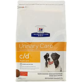 Hills Diet c/d Urinary Track Health Dry Dog Food 8.5lbs