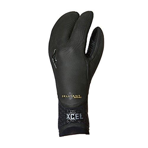 Xcel Mens Drylock 3 Finger Glove