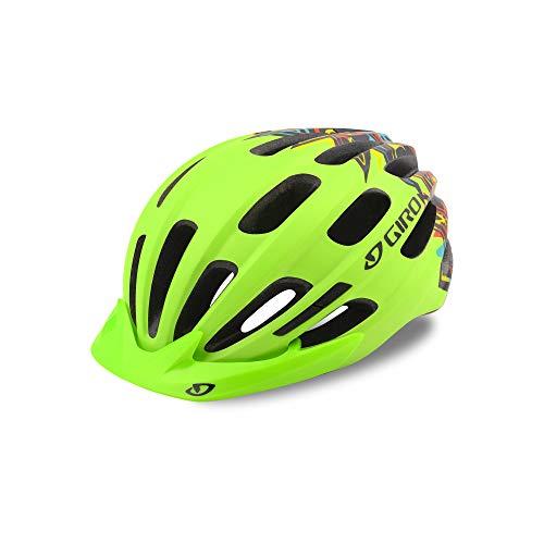 Giro Hale MIPS Youth Visor Bike Cycling Helmet – Universal Youth (50-57 cm), Matte Lime (2021)