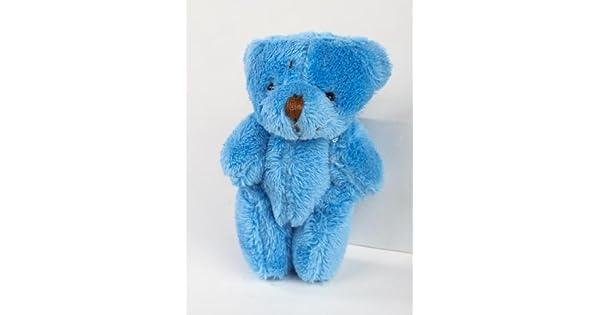 Amazon.com: Azul Mini bebé osos para Baby Shower regalos ...
