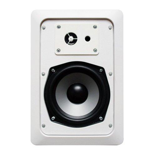 Acoustic Audio CS-IW530 250 Watt In Wall Speaker 3-Way Home Theater, White