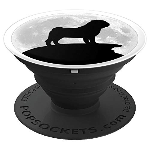 Halloween costumes for Pug lovers - PopSockets Grip and Stand for Phones and Tablets for $<!--$17.99-->
