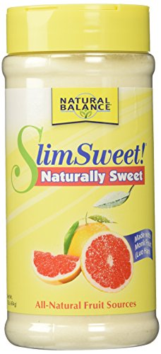 Slim Sweetener Sweet (Natural Balance Slim Sweet Supplement, 1 Pound)