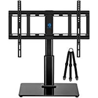 HUANUO HN-TVS03 Universal Adjustable Table Top TV Stands...