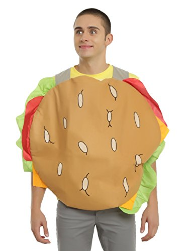 Hot Topic Bob's Burgers Gene Burger Suit -