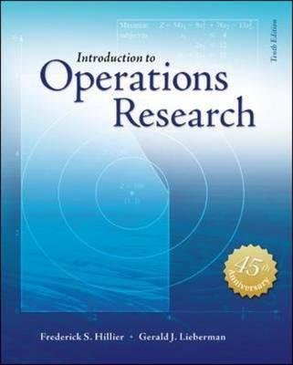 Read Online By Frederick Hillier - Introduction to Operations Research with Student Access Card (10th Edition) (2014-02-11) [Hardcover] ebook