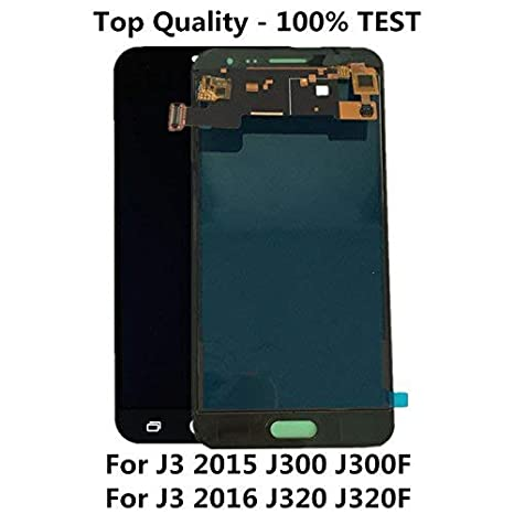 Future Speed TFT LCD Replacement for Samsung Galaxy J3 J320 J320F J320FN  J320A J320M LCD Touch Screen Digitizer Assembly with Brightness Adjustment