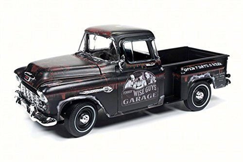 Three Stooges 1955 Chevy Cameo Stepside Pickup...