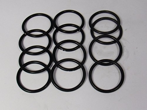 Komatsu Genuine Parts 07002-13634 Metric O-Ring 12- Pack