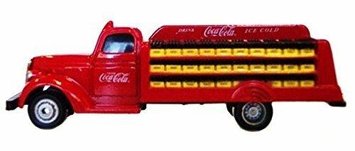 Coca Cola Toy Truck - 9