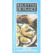 Recettes de france la cuisine bretonne