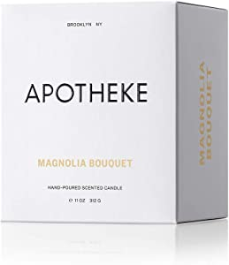 Apotheke, Candle Signature Magnolia Bouquet 11 Ounce