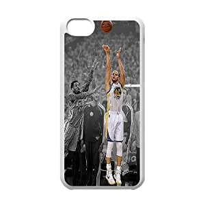 James-Bagg Phone case Basketball Super Star Stephen Curry Protective Case For Iphone 5/5s Style-18