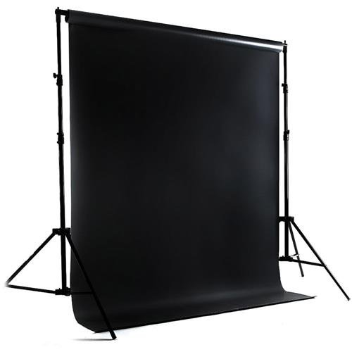 Savage Port-a-Stand and Vinyl Background Kit (Black)