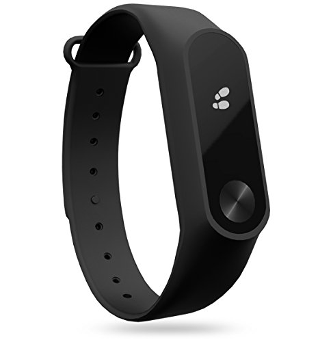 Boltt Fit Fitness Tracker with AI and Personalized Mobile Health Coaching – 1 Month Subscription Plan (Black)