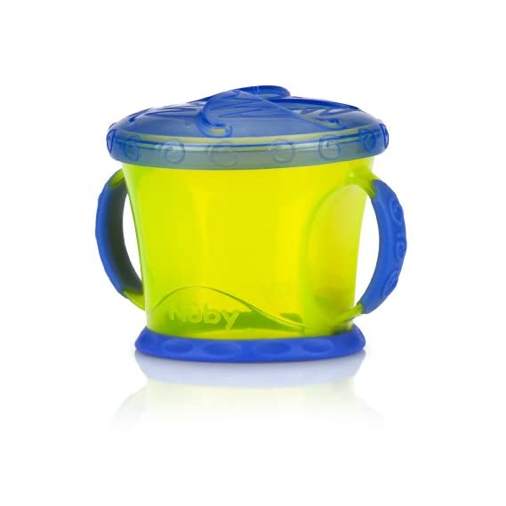 Nuby 5415 Snack Keeper (Colours May Vary)