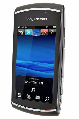 Sony Ericsson Vivaz Pro U8 Unlocked GSM Smartphone - Mp4 Sony Ericsson