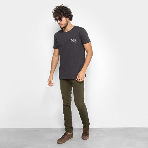 df0b701a6 Camiseta Triton Selo India Postage Masculina: Amazon.com.br: Amazon Moda