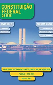Constituição Federal de 1998: 1ª Edição - Ano 2021