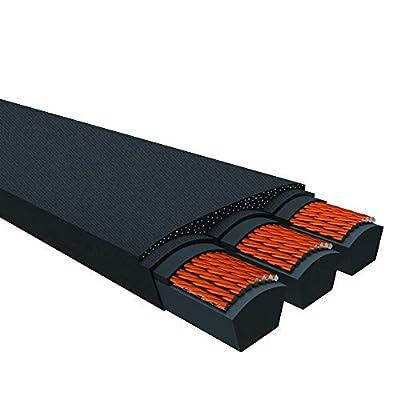 D&D PowerDrive 4C225 Banded V Belt: Industrial & Scientific