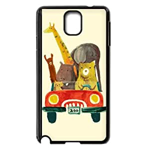 Visit The Zoo Samsung Galaxy Note 3 Cell Phone Case Black Phone Accessories JV241887