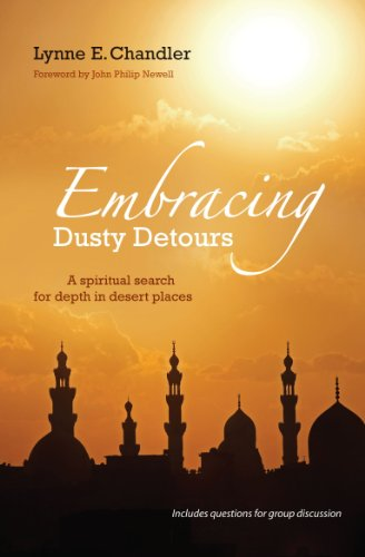 Embracing Dusty Detours: A spiritual search for depth in desert places