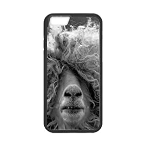 iPhone 6 4.7 Inch Cell Phone Case Black animal 14 FXS_485846