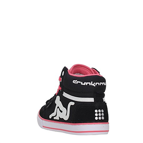 DrunknMunky Boston Classic, Zapatillas de Tenis para Hombre Black/pink