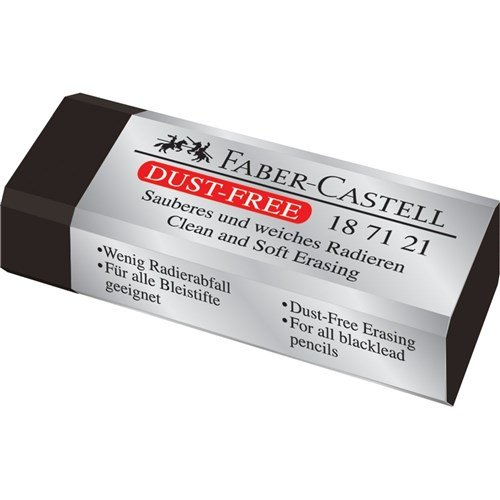 Faber-Castell Mechanical drafting pencil 2.0mm lead holder set (TK9400), 2B leads, sharpener, eraser, 2mm clutch pencil set Photo #4