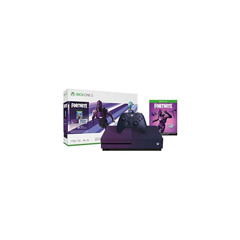 Xbox One S 1TB Console - Fortnite Battle
