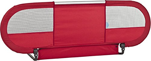 Side Platform (BabyHome - Side Baby Bed Rail | Nursery Safety Rail Mesh w/ Straps -)