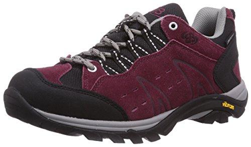 Low Bruetting Purple Hiking Trekking Boots Women's Bona and Bordeaux Mount wwnZqxS1EH