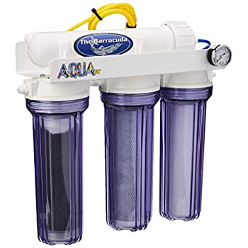 Image of AquaFX Barracuda RO/DI Aquarium Filter Pet Supplies