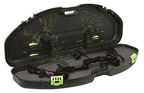 (Plano Fusion Bow Case, Green, Small)