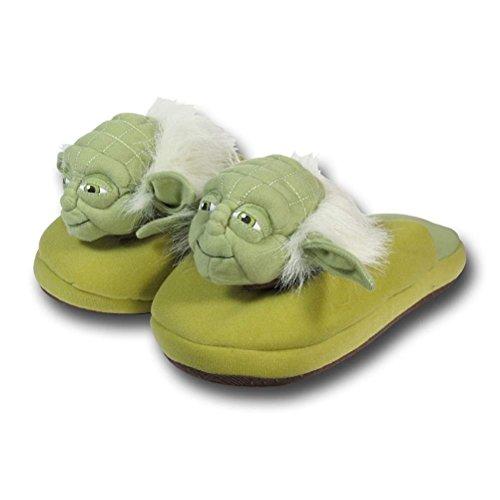 Star Wars Yoda Slippers oATotbOTk