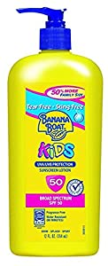 Banana Boat Sunscreen Kids Family Size Broad Spectrum Sun Care Sunscreen Lotion - SPF 50